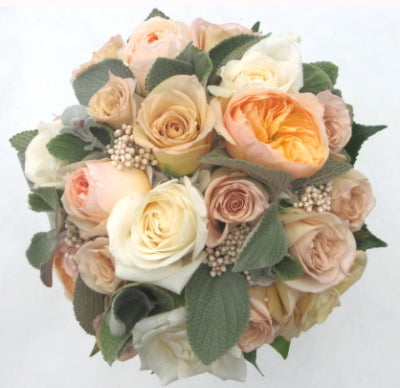 Bridal formal posy 16