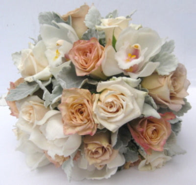 Bridal formal posy 25