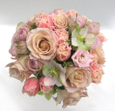 Bridal formal posy 2