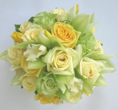 Bridal formal posy 3
