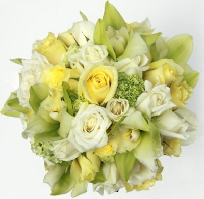 Bridal formal posy 65