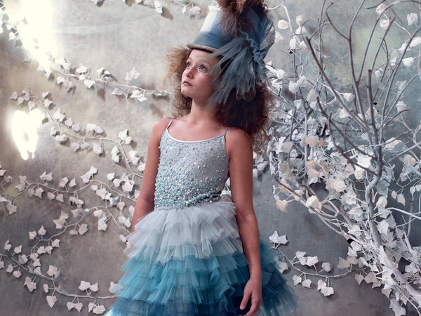 Frosted Bauble Tutu Dress