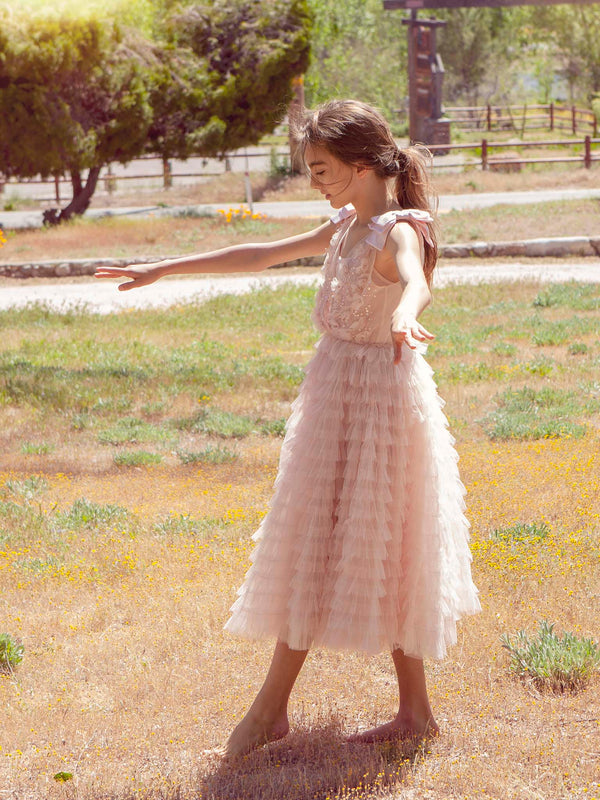 Euphoria Long Tutu Dress