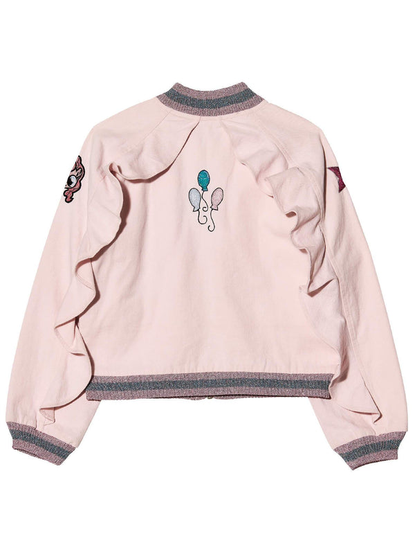 Sweetie Pie Bomber Jacket