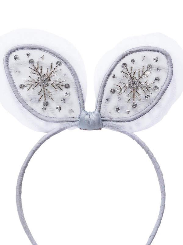 Snow Angel Ears Headband