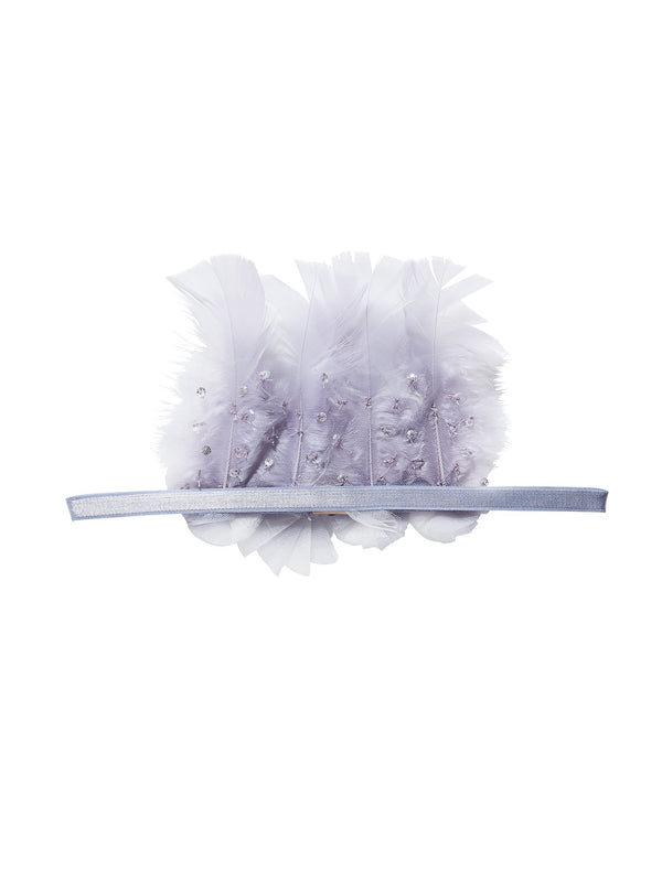 Floating Feathers Headband