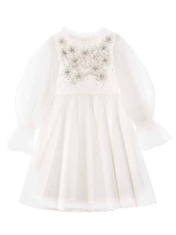 Moonflower Tulle Dress