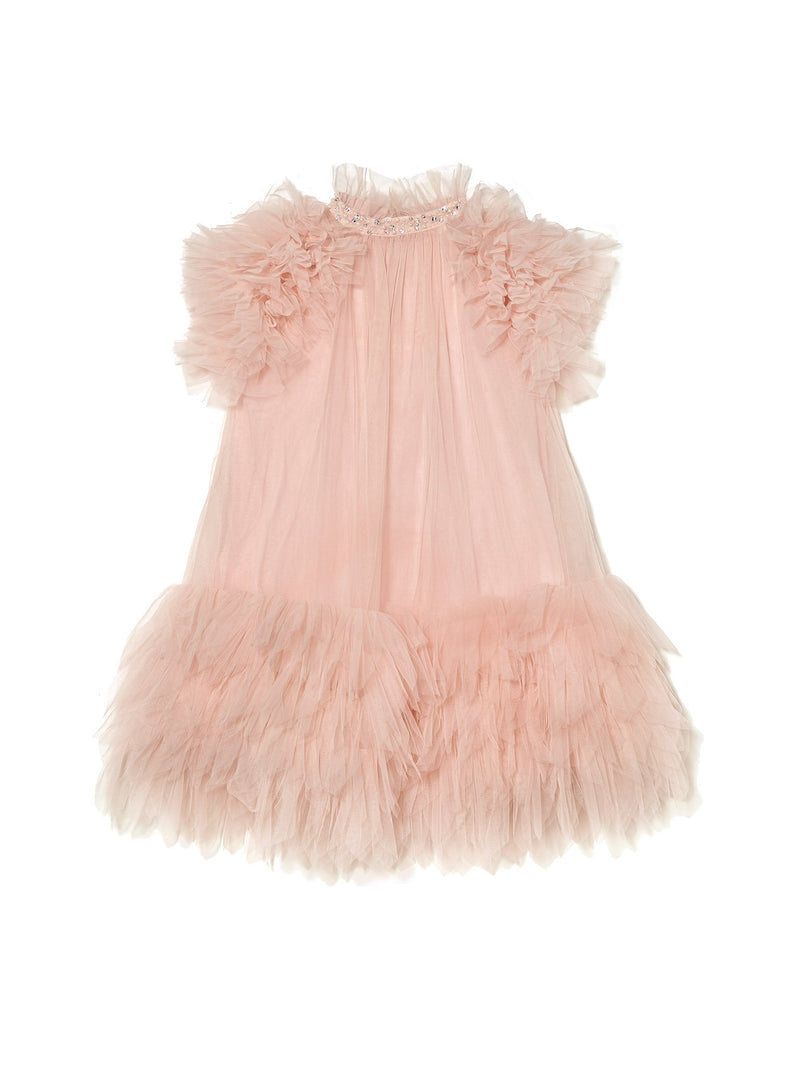 Abu Dhabi Tulle Dress