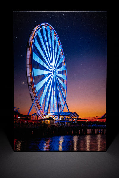 Great Wheel at Sunset
