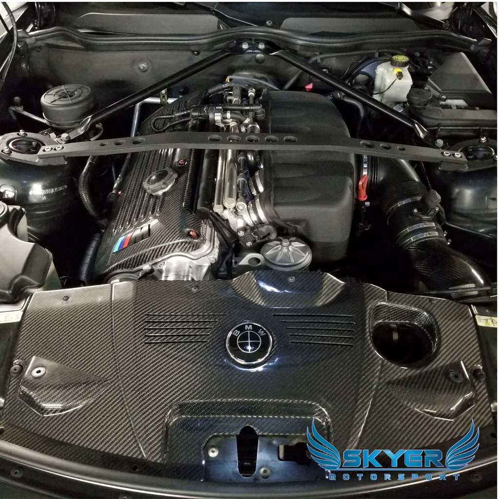 Group Buy Interest - BMW Carbon Fiber Engine Cover