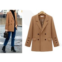 Load image into Gallery viewer, Winter Women's Suit Blazer