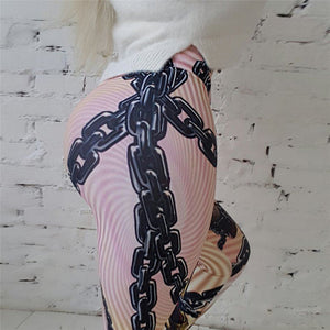 Hot New Printed Leggings