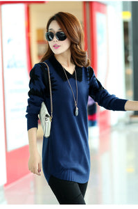 Slim Sweater Long Sleeve Sweater