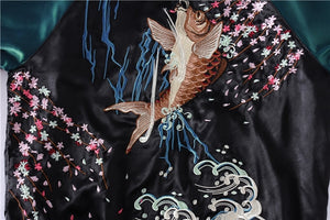 Embroidered Fashion Jacket