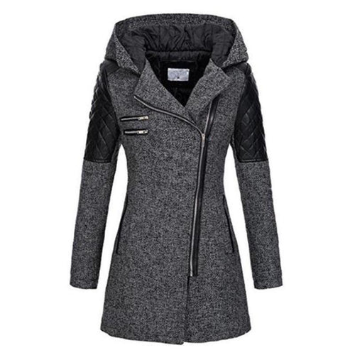 Warm Windproof Overcoat