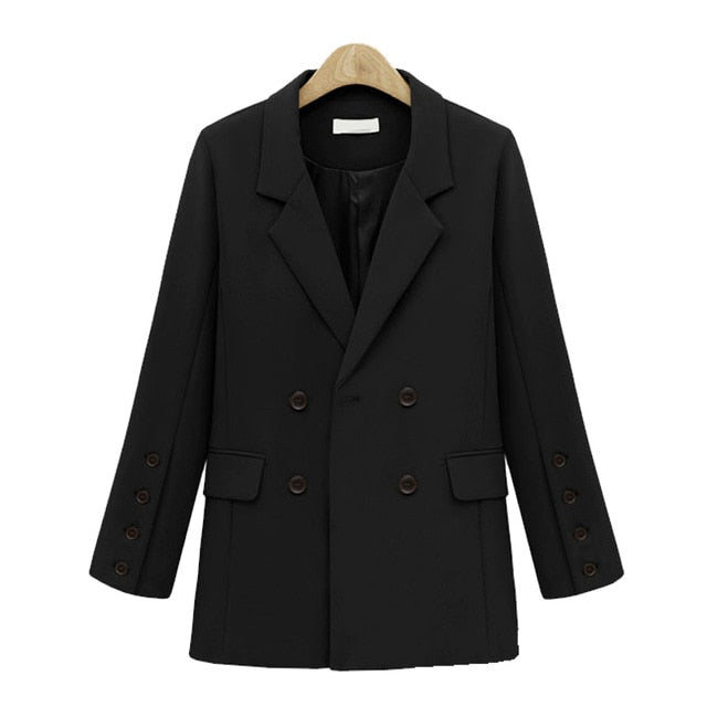 Winter Women's Suit Blazer