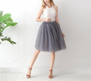 Streetwear Pleated Skirt