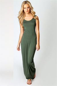 High Stretch Maxi Dress