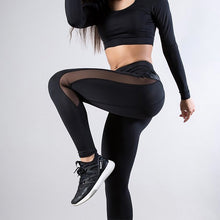 Load image into Gallery viewer, Heart Workout Leggings