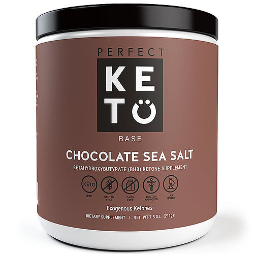 Chocolate Sea Salt Ketone Supplement