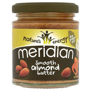 Meridian Smooth Almond Butter 170g / 1kg