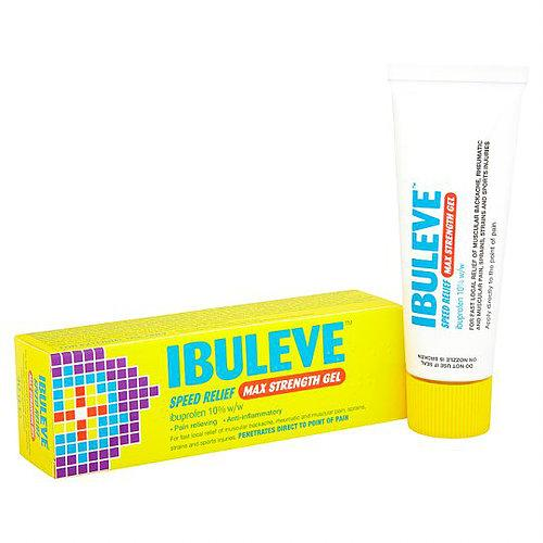 Ibuleve – Speed Relief Max Strength Gel 40g