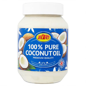 KTC Coconut oil 100% pure! (500ml)