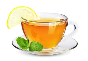 Green Tea and Lemon Teabags