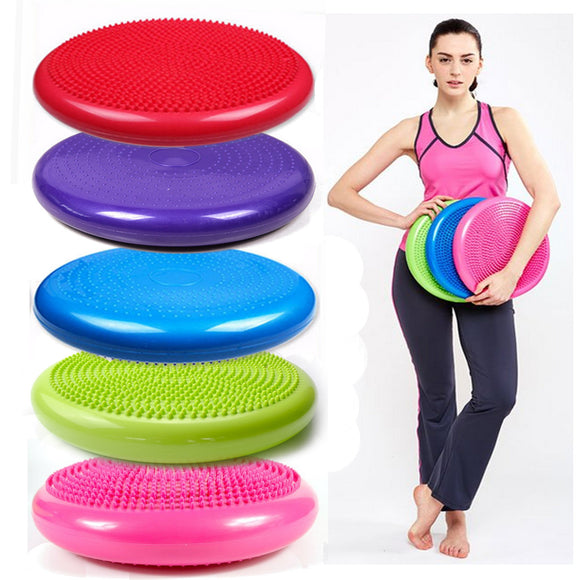 Red Stability Air Cushion Pad