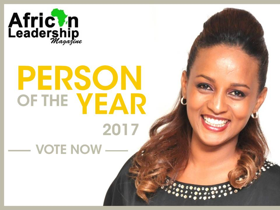 African Leadership Magazine has nominated Bethlehem as African Female Leader of the Year 2017