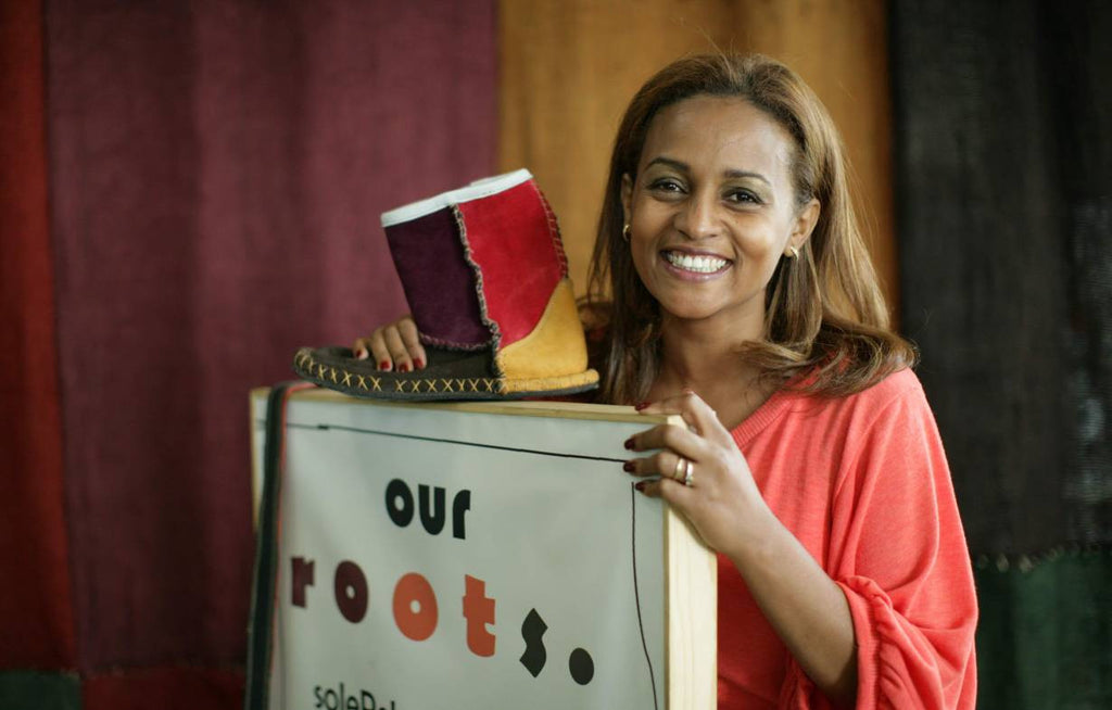 Green shoe brand helps Ethiopia walk tall on global stage