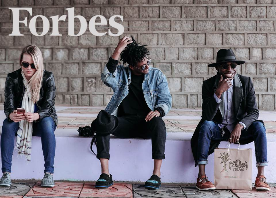 soleRebels Featured by Forbes Magazine in a Special Holiday Feature