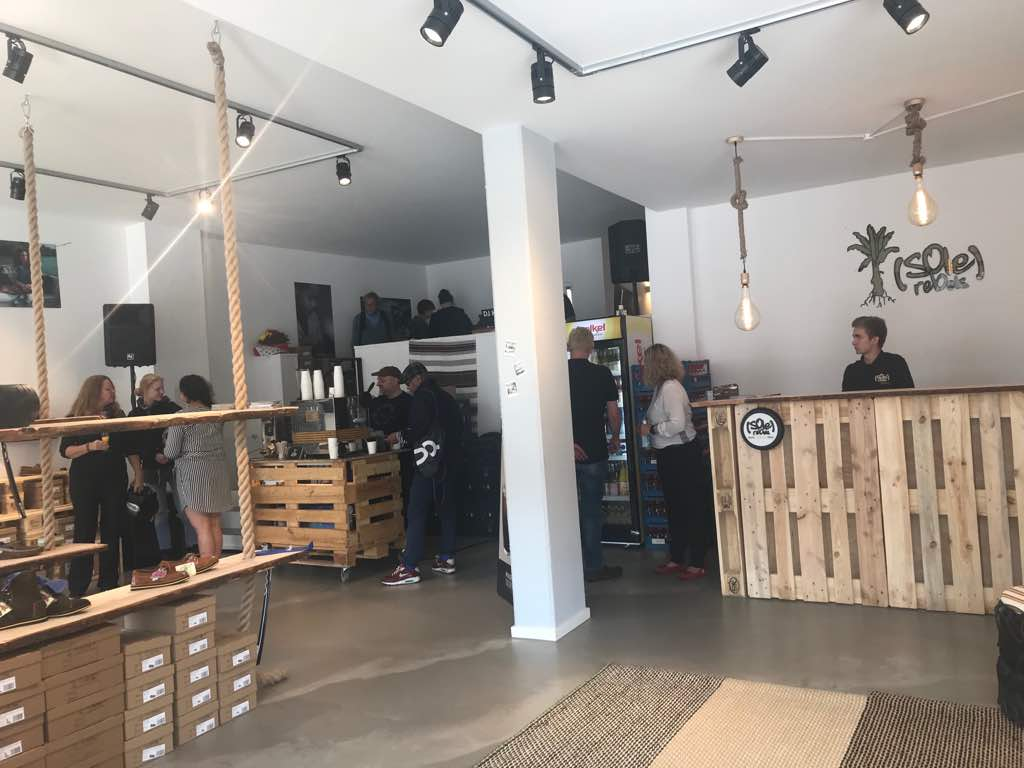 soleRebels Germany Store Opening