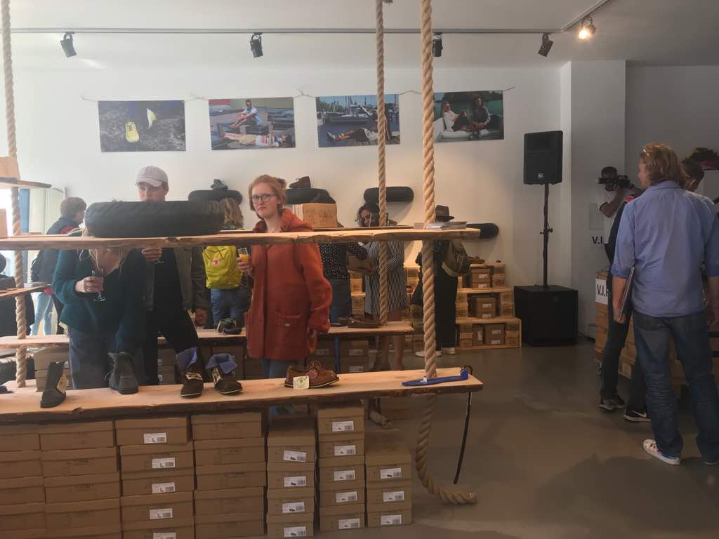 soleRebels Hamburg Germany Store Opening