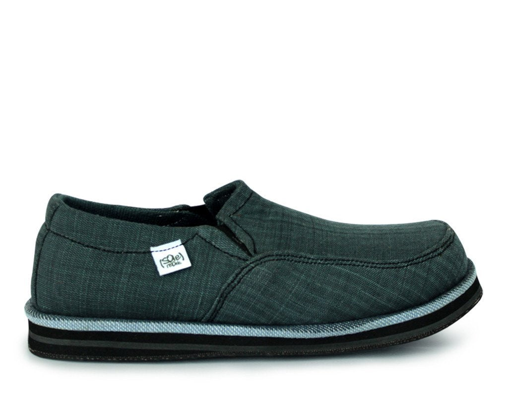 solerebels Dusty Teal abyssinian PURE mSh Slip-Ons