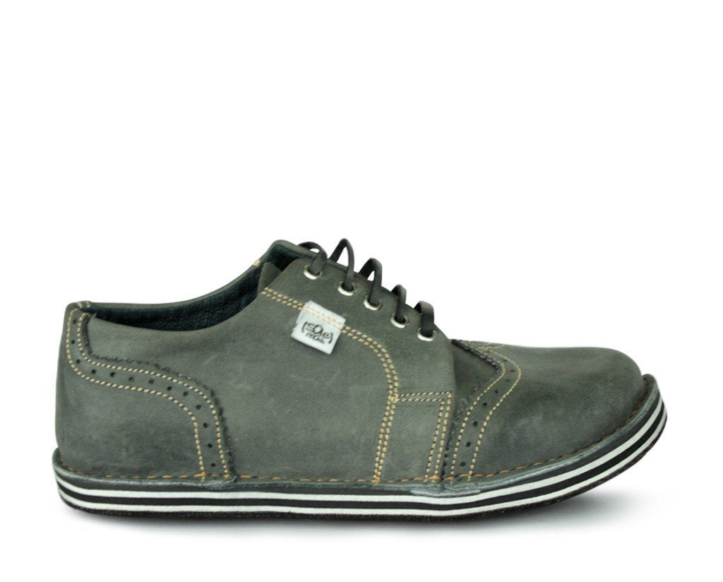 solerebels Grey the SURGE aby Lace-Ups