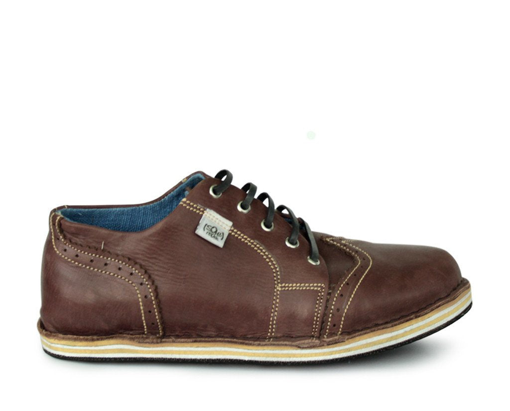 solerebels Brown the SURGE aby Lace-Ups