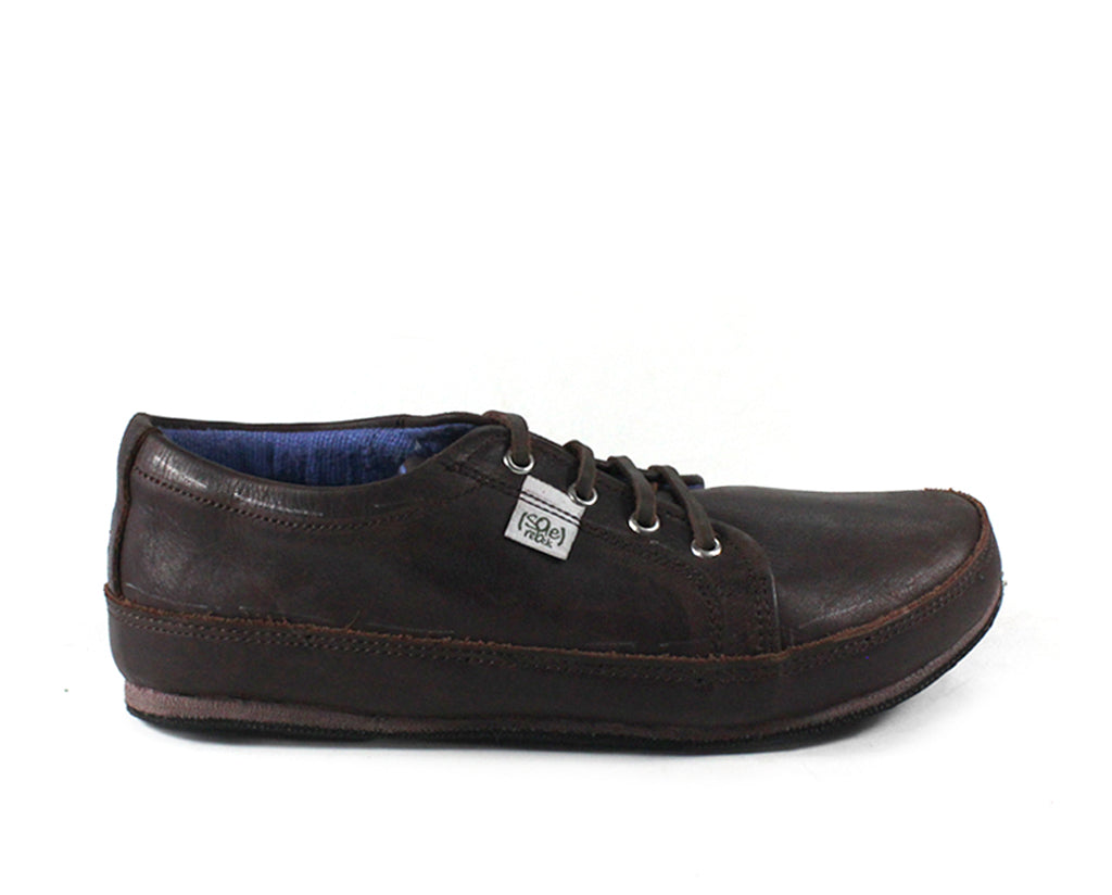 solerebels Brown urban runner abpr Lace-Ups