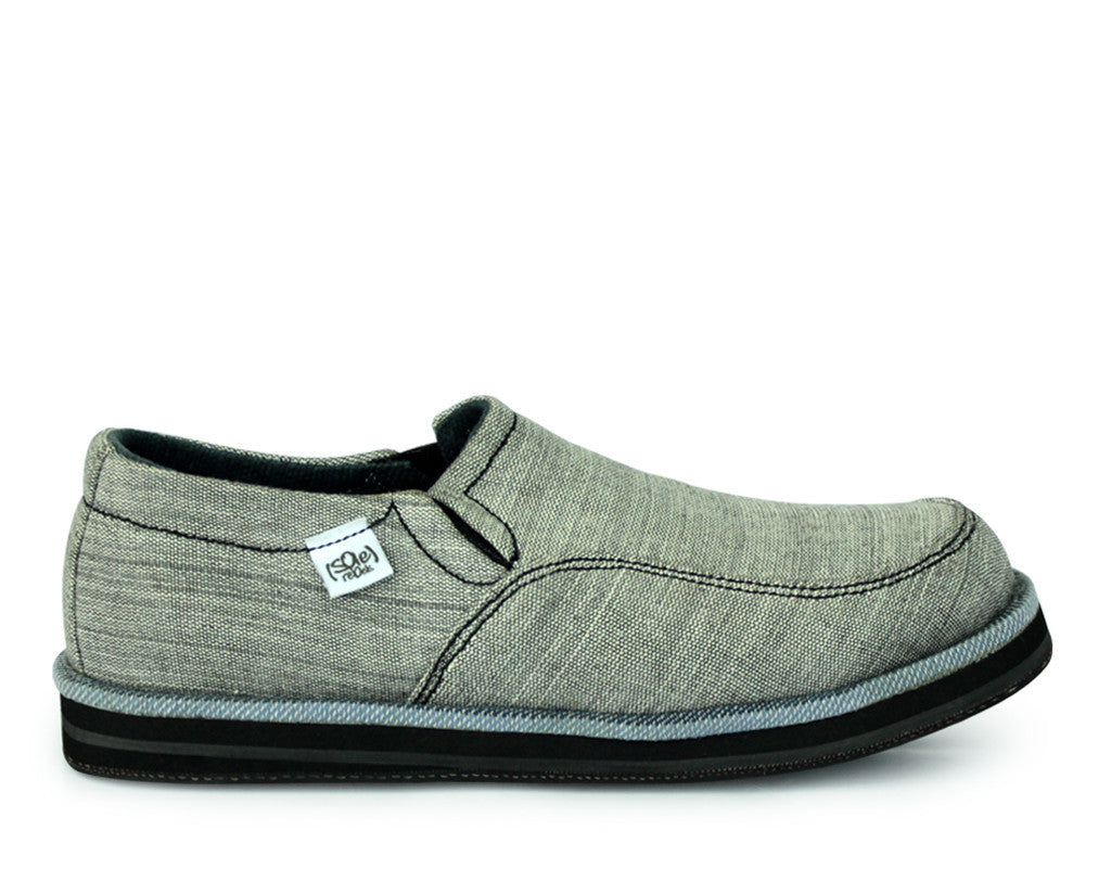 solerebels Dusty Green abyssinian PURE mSh Slip-Ons