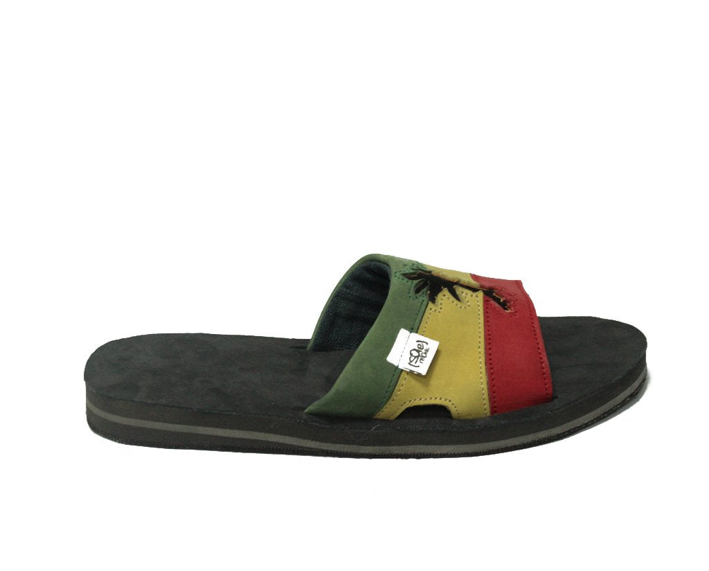 solerebels Black Suede zuckIT rct Sandals