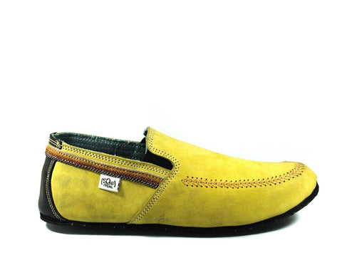 Sunflower Yellow Suede