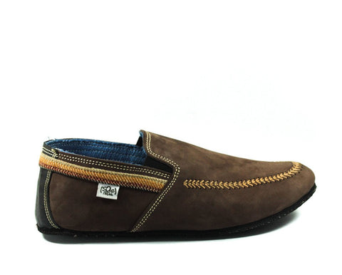 mocUP dar in dark brown