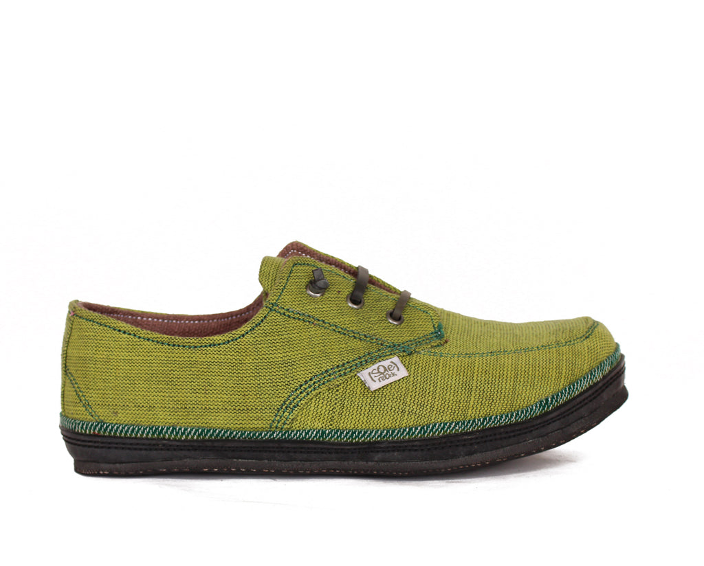 solerebels Light Green runAROUND legend 1 Lace-Ups