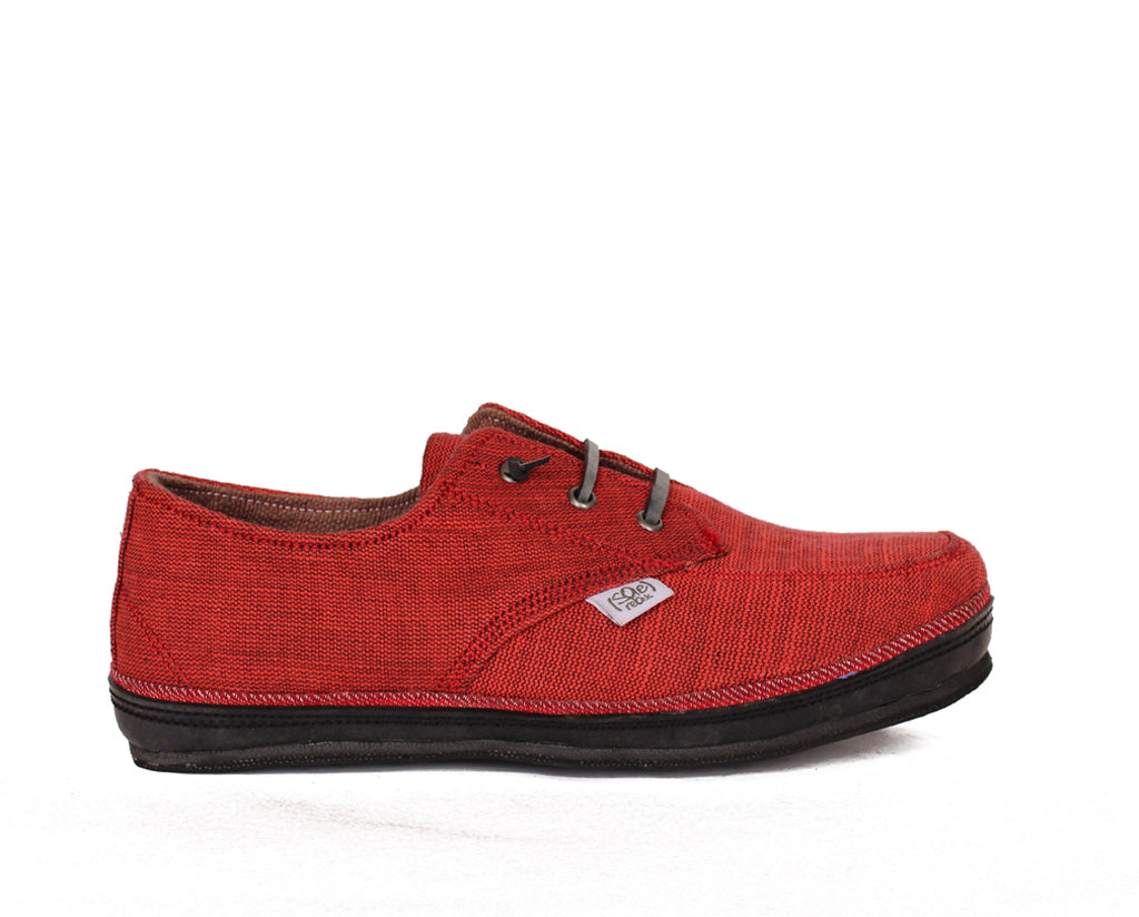 solerebels Red runAROUND legend 1 Lace-Ups