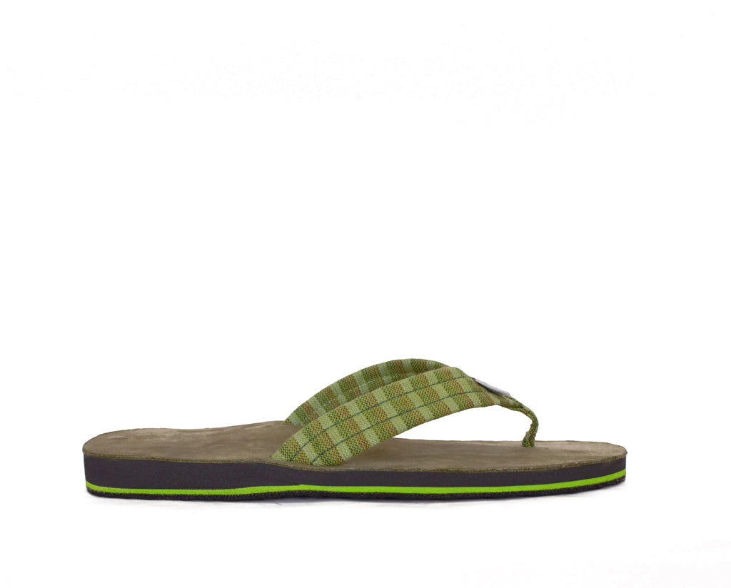solerebels Green nuDEAL enlighten Sandals