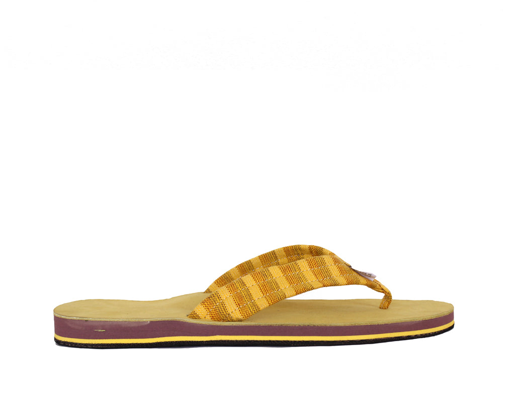solerebels Yellow nuDEAL enlighten Sandals