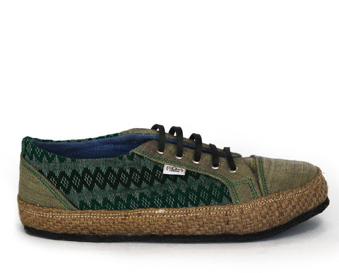urban runner kBa mSh in pine green