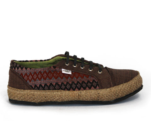 urban runner kBa mSh in chestnut brown