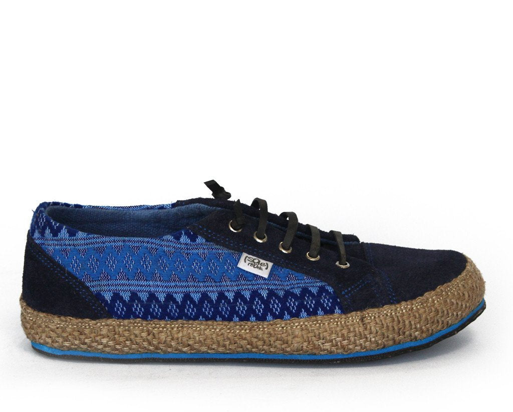 solerebels Navy urban runner kBa abp edition Lace-Ups