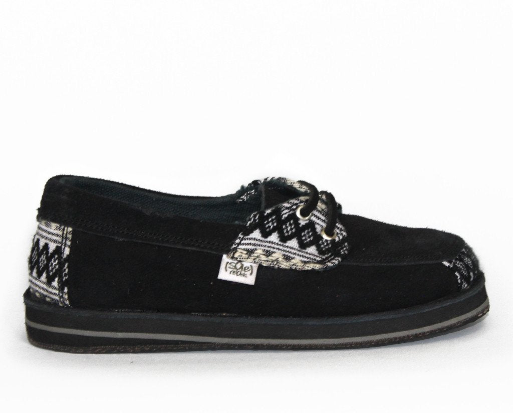 solerebels Black riff TALENT 2 Slip-Ons